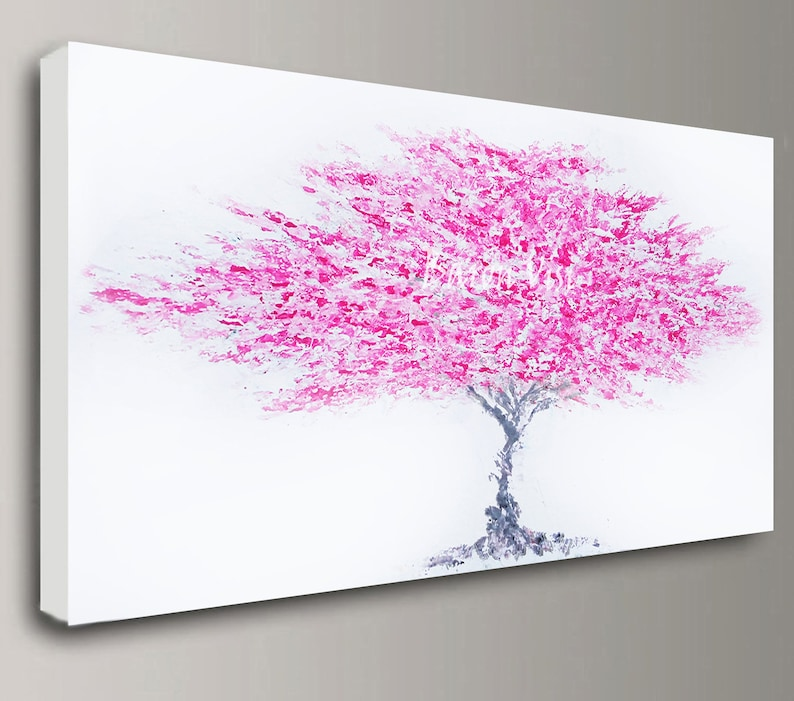 ff523d29044225 Acrylic painting abstract painting art painting pink white