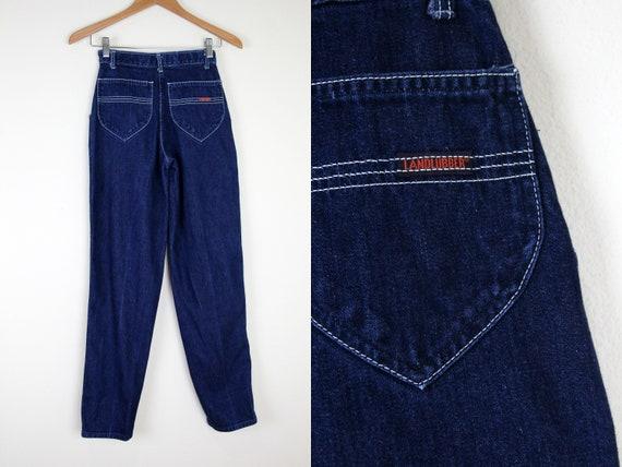 Vintage 70s 80s LANDLUBBER Jeans, 23x31, Landlubbe