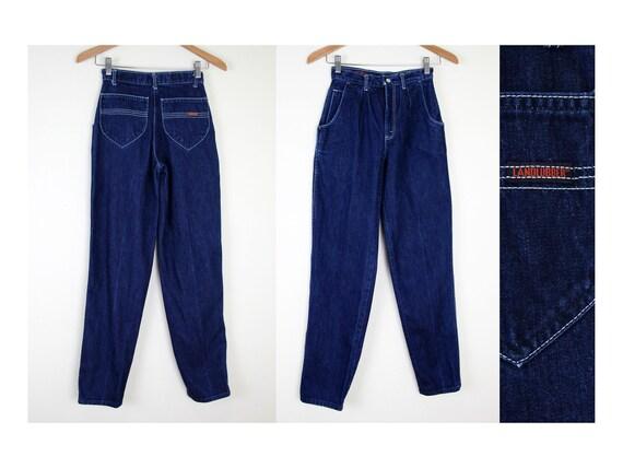 Vintage 70s 80s LANDLUBBER Jeans, 23x31 ACTUAL, La