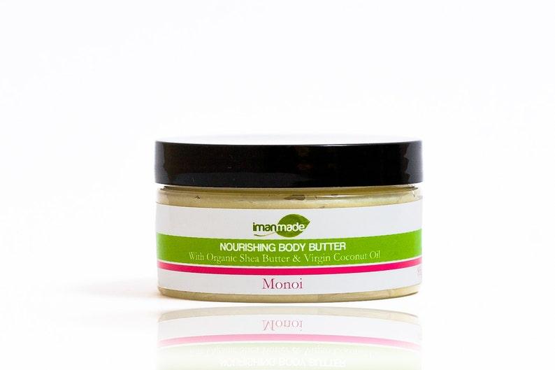 Imanmade 'Monoi' Nourishing Body Butter 85g image 0