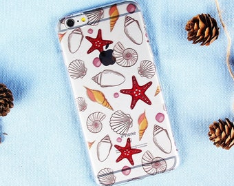 iPhone 8 plus case . Translucent Shells iPhone 8 case . iPhone x case Soft TPU silicone Clear iPhone 7 case iPhone SE cover - TS6P075
