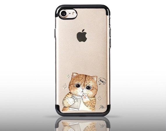 cat iphone 8 case