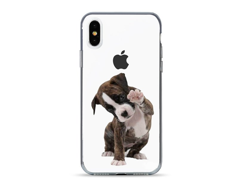 coque iphone x bull terrier