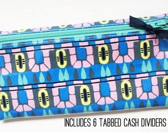 Cool palette cash envelope budget wallet