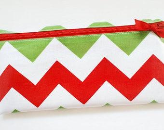 Christmas budget cash envelope system wallet