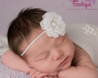 You Pick 1 Baby Headbands - Newborn Headbands-  Infant Headbands- Baby girl headbands - Flower Headbands - Baby Hair Accessories