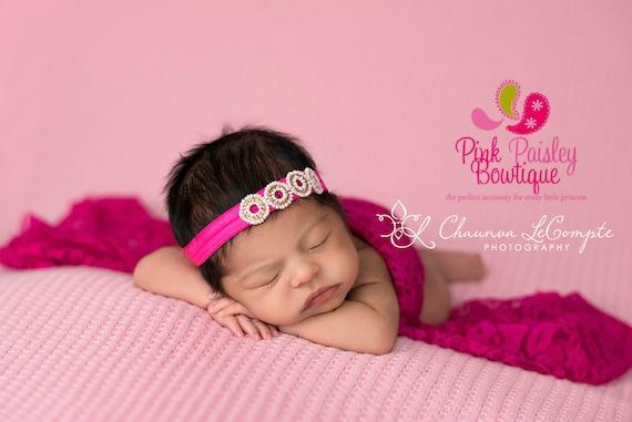 You Pick 1 Halo Baby Headband. Newborn Headband. Baby Girl Headbands. Infant Headband. Baby Hairbows. Baby Hair Accessories. Baby hair bows