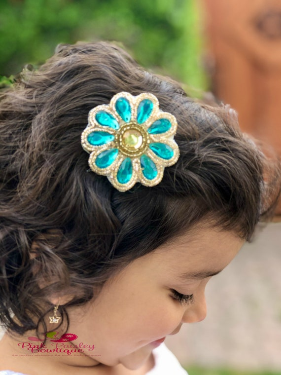Baby Hair Clip - Toddler to adult hair clip you pick 1 hair clip Baby Hair bows- Baby Hair Accessories -  Flower Hair clips - Baby Bows