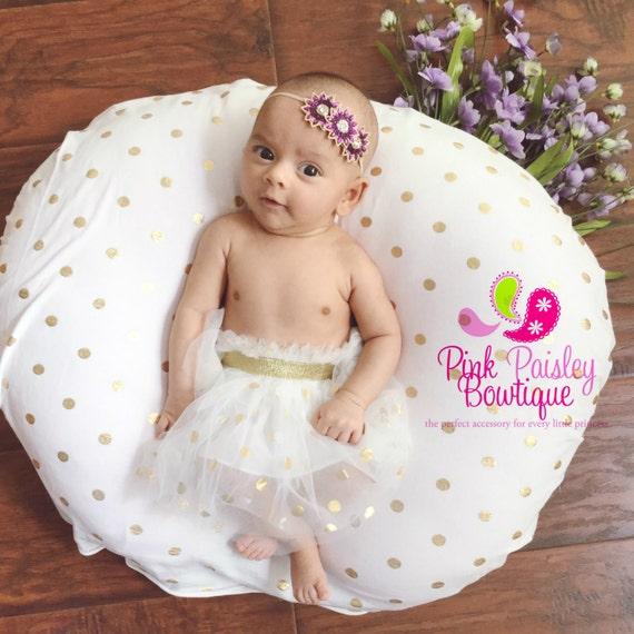 You Pick 1 Baby Headband. Vintage Headbands. Gold Baby Headbands. Baby Hair Accessories. Silver Baby Bows. Baby Hairbow Rhinestone Headbands