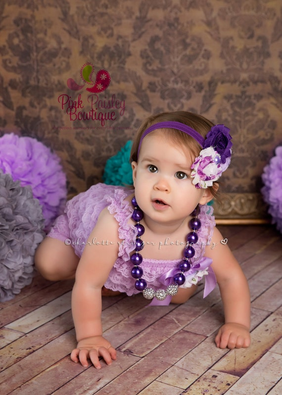 1st Birthday Girl Outfit, First birthday outfit, lavender birthday, baby girl photo, Girls first birthday outfit, Cake smash, photo prop