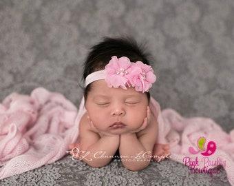 Baby Headband- Christmas Bows - Newborn Headbands- Baby Girl Headbands - Infant Headband -Baby Hair Accessories - Girl Headband - Baby Bow