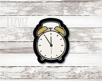 Clock 266-A169 Cookie Cutter Set
