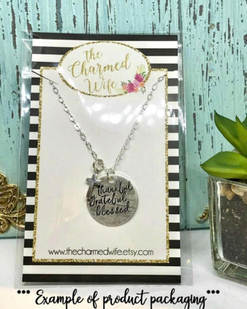 Kids Name Necklace Nameplate Necklace Christmas gift for Mom from Daughter