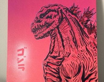 King of all Kaiju