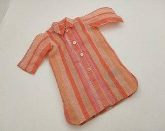 Judy Littlechap Night shirt  1963 Remco Original tag inside Kennedy