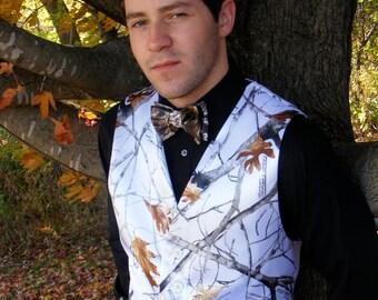 7a80ce6efda7 CAMO Vest CAMO wedding vest SIXTEEN colors