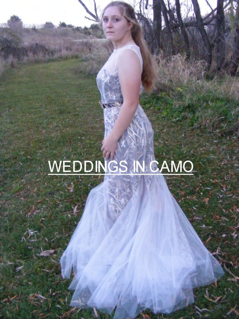 Camouflage Wedding Dresses.Camo Wedding Dress Camo And Lace Dress