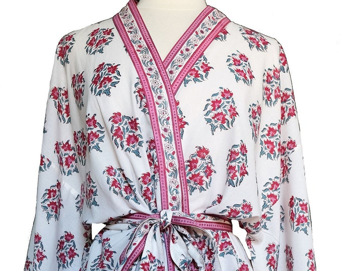 Long Kimono - Lily Booti - free size