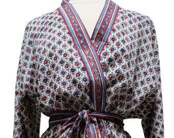 Short Robe - Starlower Booti  - free size