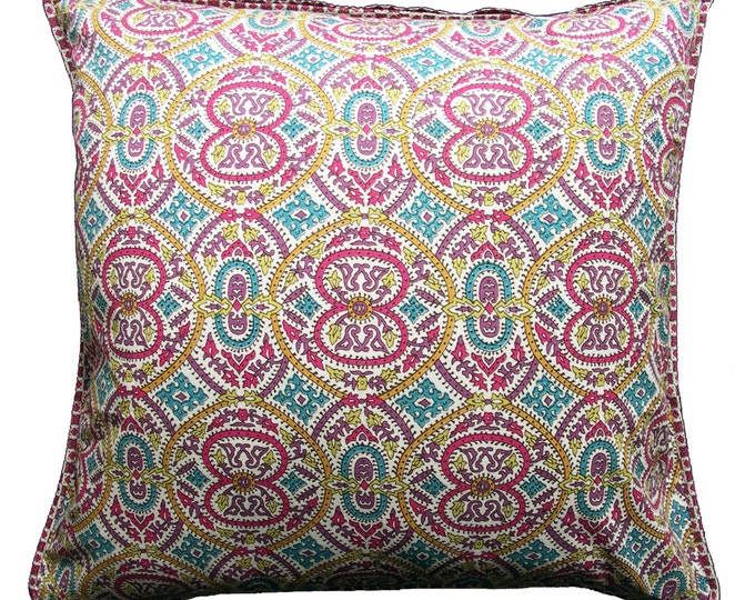 """Samakand Spice cushion cover - 24"""" x 24"""""""