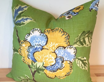 "16"" 18"" 20"" 24"" Custom Made to Order Pillow Cover with Invisible Zipper using Your Fabric"