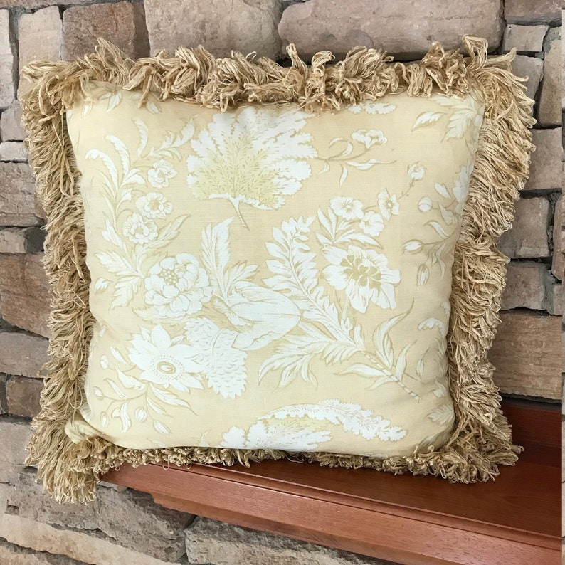 16 18 20 24 Custom Pillow Cover with image 1