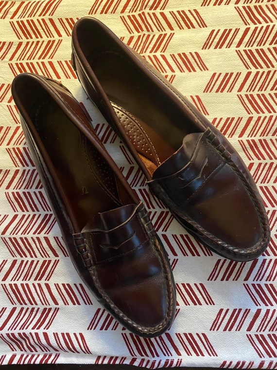 Sebago Loafers / Vintage Loafer / Leather Loafers