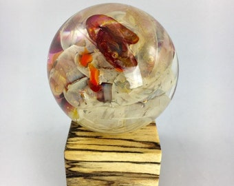 Hand Blown Glass Marbles