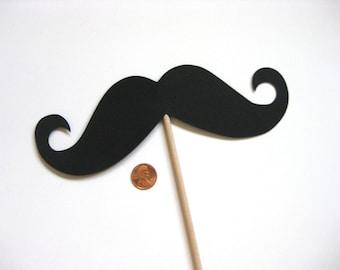 Giant Mustache Prop