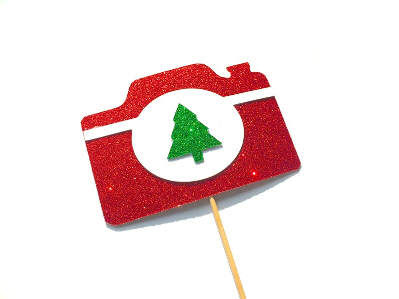 Christmas Props  Christmas Camera  Ugly Sweater Party  image 0