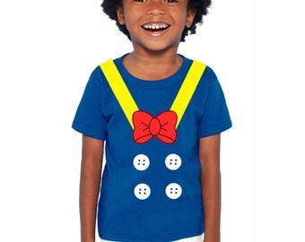 Boys Donald Duck Shirt e61145fdc13c