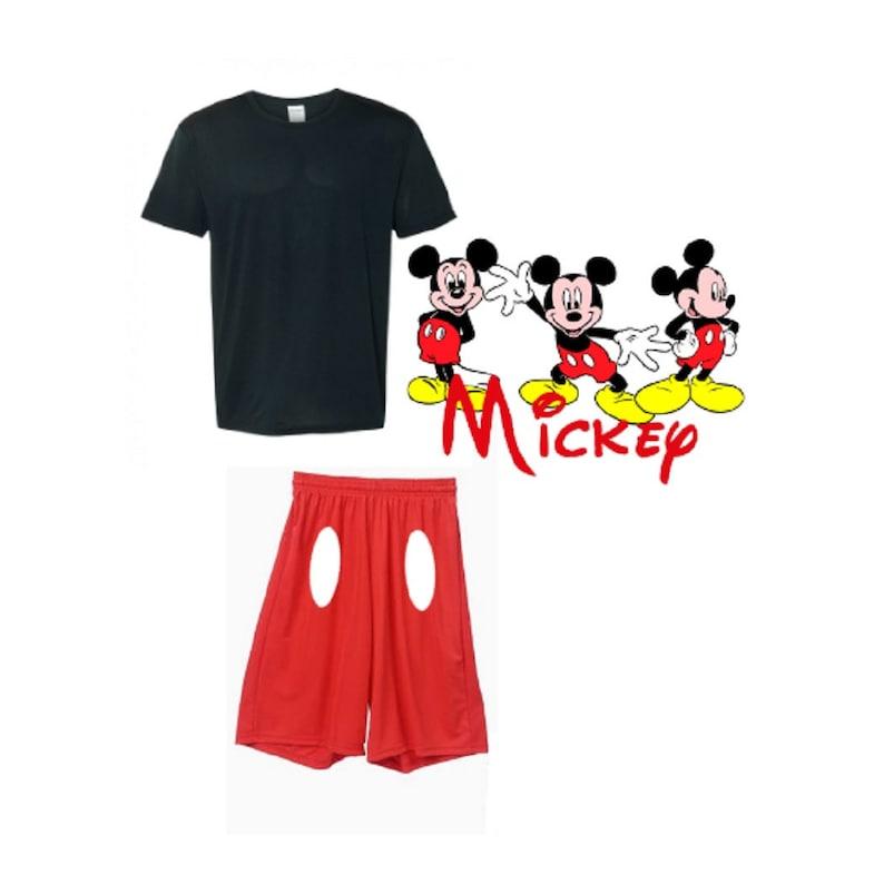 123b796b14e743 Dzieciaki chłopcy Disney Mickey Mouse kostium Mickey Mouse image 0
