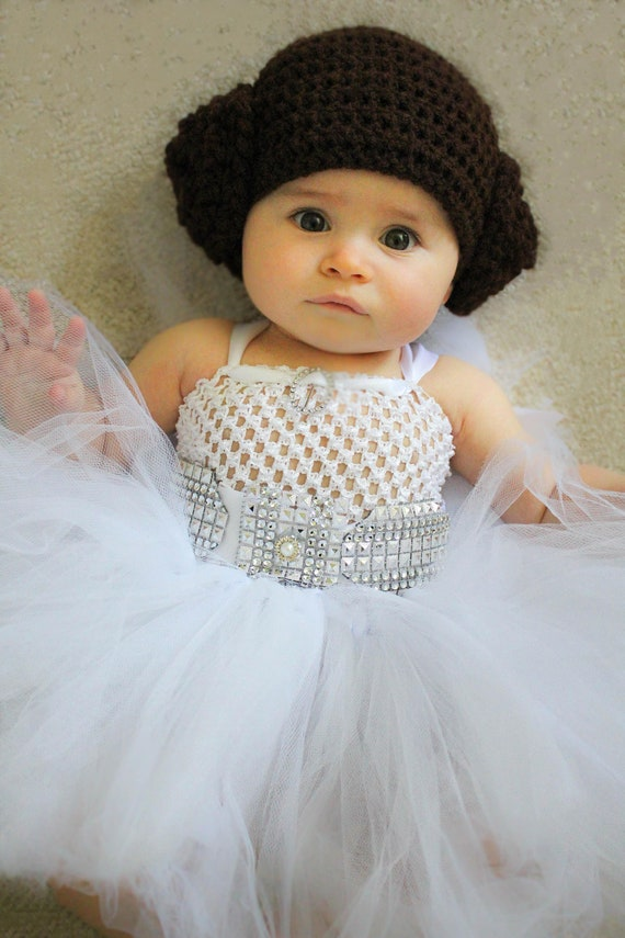 Princess Leia Halloween Costume Princess Leia Costume Etsy