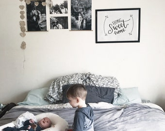 Home Sweet Home - PDF Print