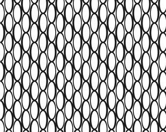 Oval Lattice lg - laser engraved texture sheet pattern for rolling mill and metal clay