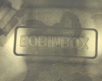 Vintage Bobbin Boxes
