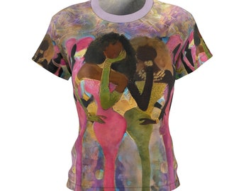 The Fabulous Pink And Green Golden Collection TShirt