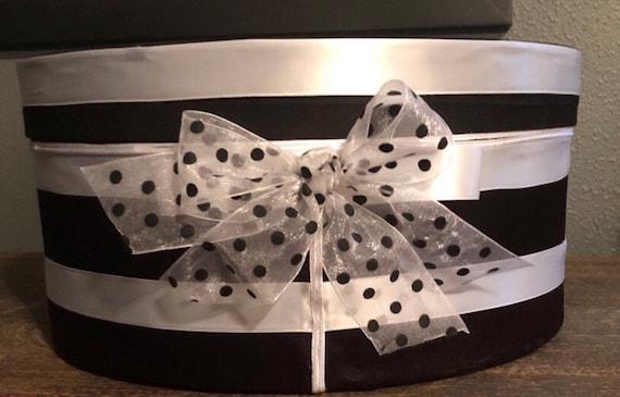 Custom Made Decorative Hat Boxes