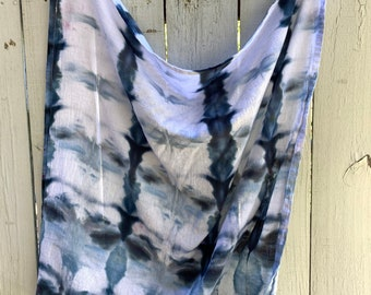 HAND-DYED Kitchen TOWELS