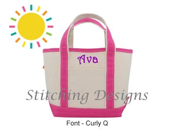 b35f13ed9dfb Personalized tote bag for kids