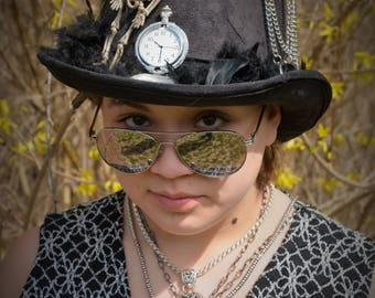 Steampunk Time Marches On