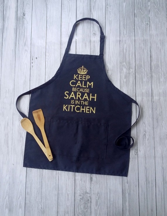 Exceptionnel Kitchen Gifts For Her, Personalized Keep Calm Apron, Hostess Gift Ideas,  Personalized Apron For Women, Baking Gift, Cooking Gift,