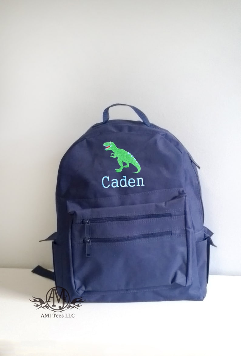 948d87bc8b Personalized toddler backpacks dinosaur backpack boys
