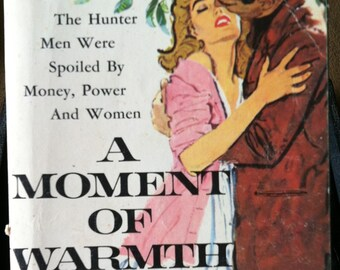 Vintage Paperback Popular Special SP27 A Moment of Warmth by Francis Gwaltney 1958 VG+