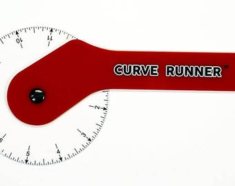 Curve Runner 12 inch Measuring Wheel, How to sew set in sleeves, Sewing sleeves,