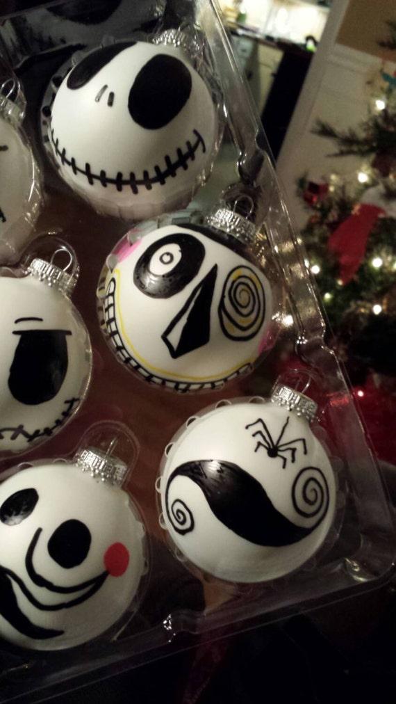 Jack. Jack Skellington Ornamente Alptraum vor Themen | Etsy