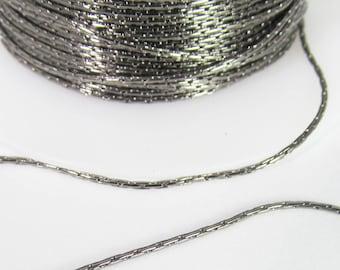 5 Feet Gunmetal Beading Chain Ch269