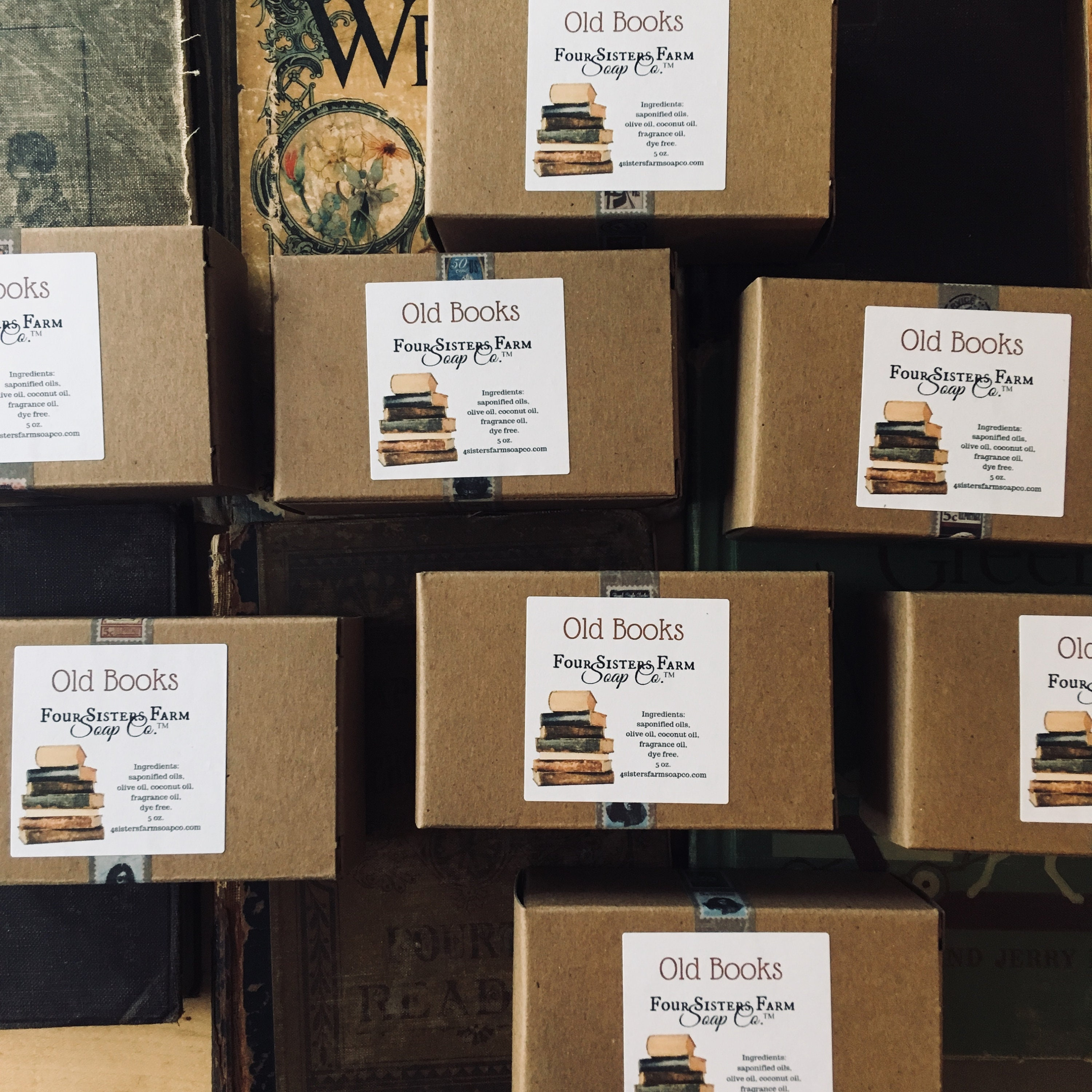 Wholesale Starter Kit, Bookstore wholesale products, Book lovers Soap and  Body Butter