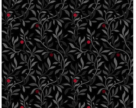 Henry Glass & Co. - Black, White, and Red-Hot by Color Principle
