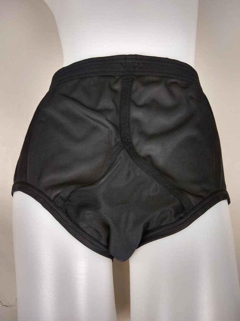 3536089539f Vintage 70s jockey silky satin nylon underwear briefs